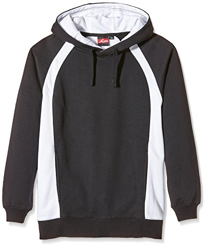 trutex-sector-hoody-sweat-a-capuche-pour-jeux-videos-fille-negro-schwarz-weiss-9-10-ans