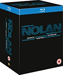 Christopher Nolan Director's Collection [Blu-ray]