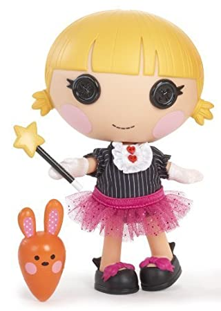 Lalaloopsy Littles Doll - Tricky Mysterious by Lalaloopsy TOY (English Manual)