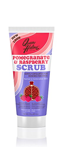 queen-helene-facial-scrub-pomegranate-raspberry-6-ounce-packaging-may-vary-by-queen-helene