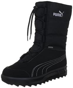 Puma Borrasca III GTX Jr, Unisex-Kinder Ungefütterte Schneestiefel, Schwarz (black-gray dawn 01), 40 EU (6.5 Kinder UK)