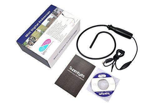 Hossen® Mini 7Mm Usb Flexible Inspection Camera Microscope Endoscope Borescope