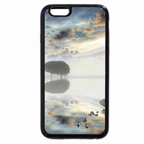 iPhone 6S / iPhone 6 Case (Black) Business Eden