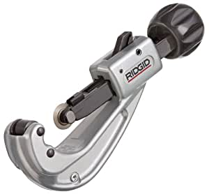 Ridgid 31662 4-Inch to 6-5/8-Inch Quick Acting Tubing Cutter