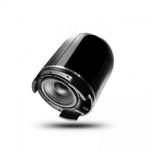 Focal - Dome Subwoofer Active Subwoofer For Focal Dome System - Black
