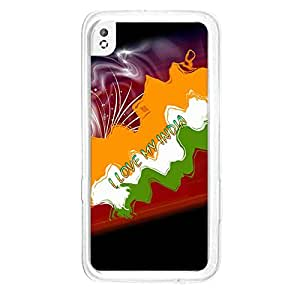 djipex DIGITAL PRINTED BACK COVER FOR HTC DESIRE 826