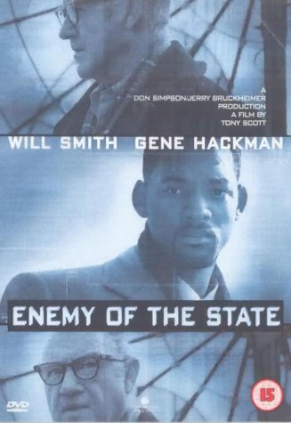 Enemy of the State (W/S) [DVD] [1998]
