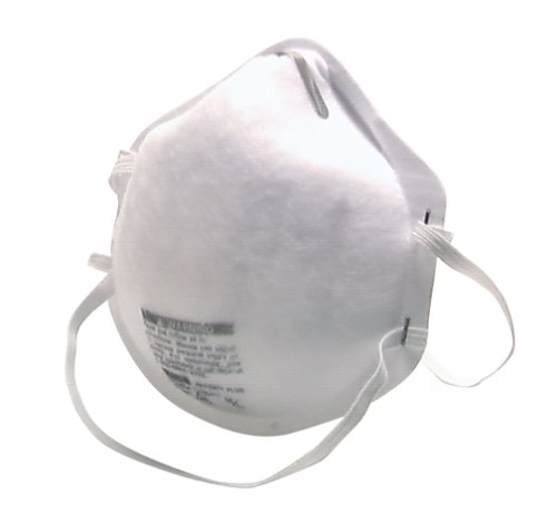 Dust Respirator by MSA Safety Works 10005043 N95 20-Pack