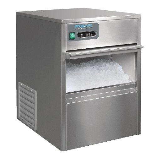 Machine--Glaons-Dessous-De-Comptoir-20Kg-Polar-Connexion--La-Distribution-DEau-Production-Glaons-20Kg24H