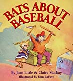 Bats about Baseball (0140382119) by Jean Little
