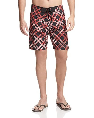 Micros Men's Lava Boardshort
