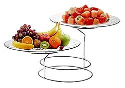 Trueware Glass Serving Platter, Standard
