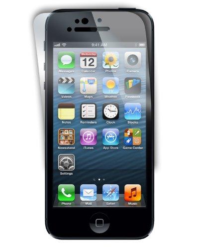 パワーサポート AFPクリスタルフィルム for iPhone5S/5C/5 PJK-01