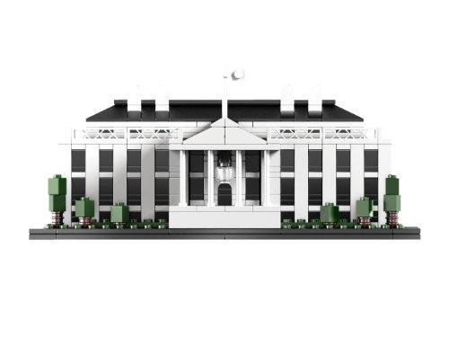 Lego architecture 21006 jeu de construction the for Architecture de la maison blanche