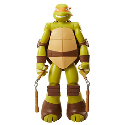 Teenage Mutant Ninja Turtles Colossal Mikey 2.0 Action Figure, 48""