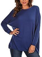 Bleu Marine Jersey Kelly (Azul Marino)