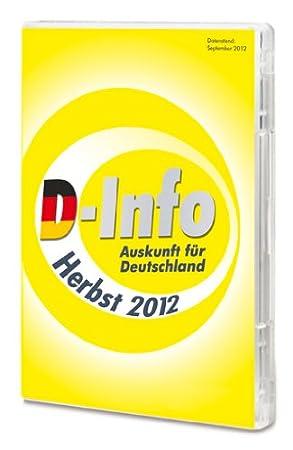 D-Info Herbst 2012