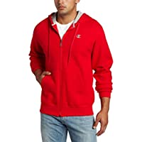 2-Pack Champion Eco Fleece Full-Zip Mens Hoodie (Multi Colors)