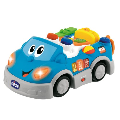 Chicco Toys Talking Vacation Car