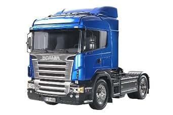 Amazon.com: Tamiya 1/14 Scania R470 High Line Vehicle: Toys & Games
