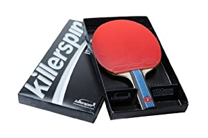 Killerspin 100-27 RTG Kido 5A Premium Table Tennis Paddle, Straight