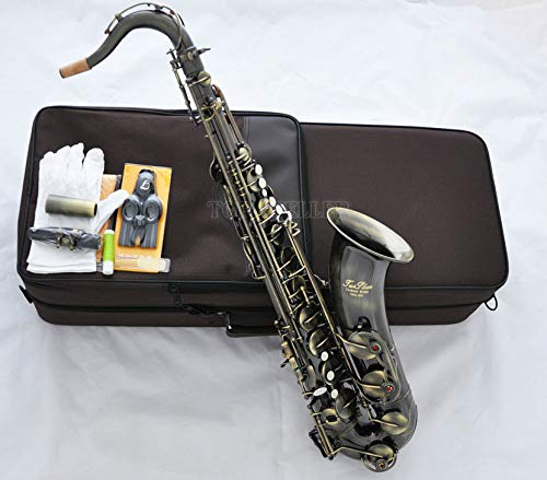 FidgetGear Professional TaiShan Antique Bronze Tenor Sax