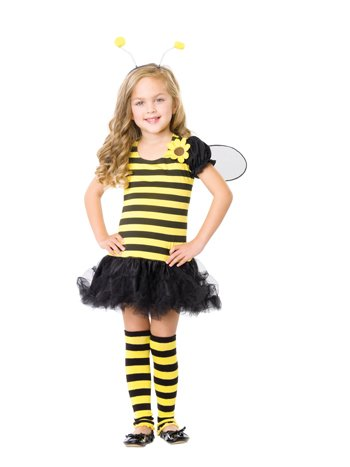Costumes For All Occasions UA48107LG Bee Large Child