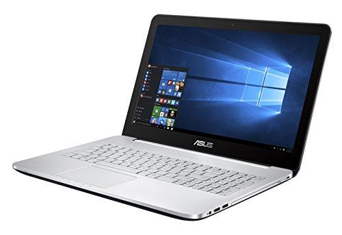 ASUS N552VW-FW055T Notebook, Display 15.6 Pollici Full HD, Processore Intel Core i7-6700HQ, RAM 16 GB, HDD 1 TB 7200 rpm, Sezione Grafica NVIDIA GeForce GTX 960M 4GB, Argento