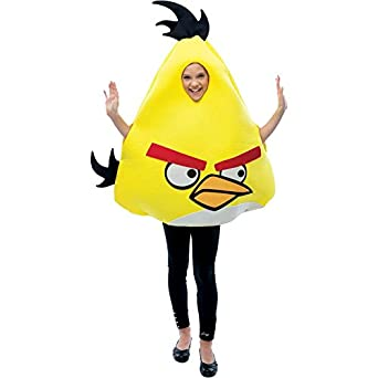 Angry Birds Yellow Bird Costume