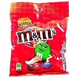 M&Ms Peanut Butter Large 144g Peg Bag x1