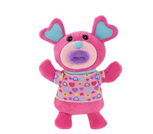 Singamaling Blush Plush Sings Mary Had A Little Lamb Plush Pink