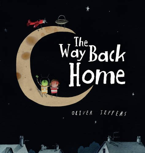 The Way Back Home Board Book