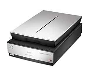 Epson Perfection V750 Pro Scanner à plat 216 x 297 mm 6400 ppp x 9600 ppp Firewire / Hi-Speed USB