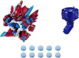 Takara Tomy Cross Fight B-Daman CB-50 Drive Garuburn CB-54 Cyclone Magazine and CB-21 B-Dama (Pack of 3)