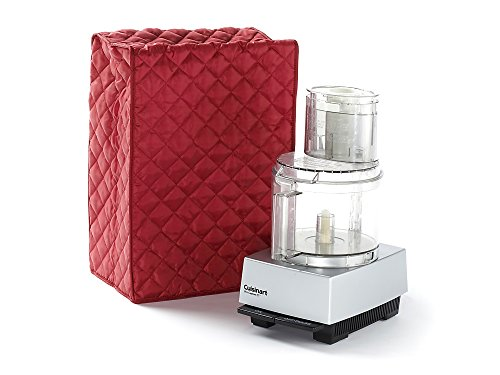 CoverMates Food Processor Cover : 12W x 8D x 17H Quilted Polyester