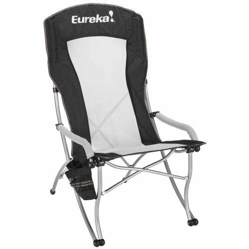 Eureka Curvy High-Back Chair front-959147