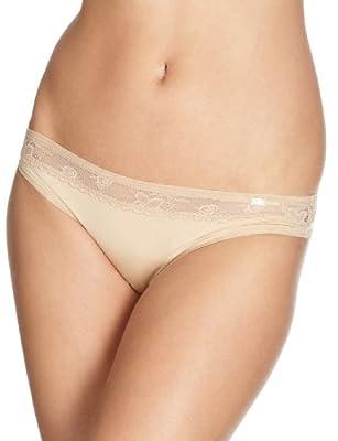 Calvin Klein underwear Damen Slip F3372E Lace & Micro Bikini by Warnaco Deutschland GmbH