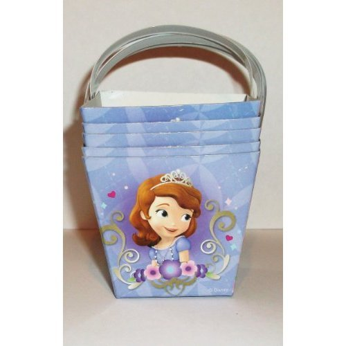 Disney Sofia the First Mini Snack Pails