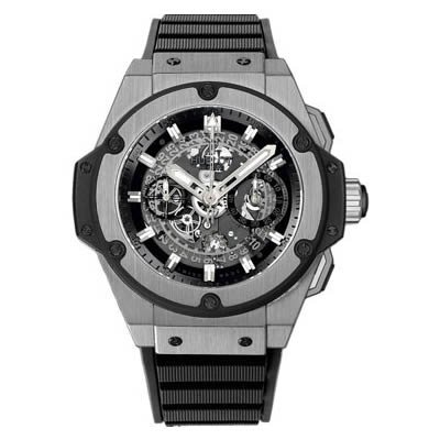 Hublot King Power Unico Titanium Automatic Chronograph - 701.NX.0170.RX
