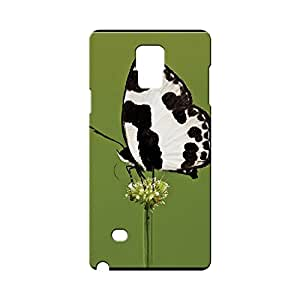 BLUEDIO Designer Printed Back case cover for Samsung Galaxy Note 4 - G6680
