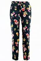 Cambio Rihanna Ankle Pant in Floral