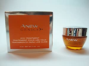 Avon Anew Genics Eye Treatment .50 ounce