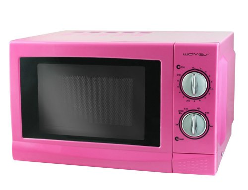 Emerio Pink Microwave Review, 20 Litre 700w Pink Microwave Oven