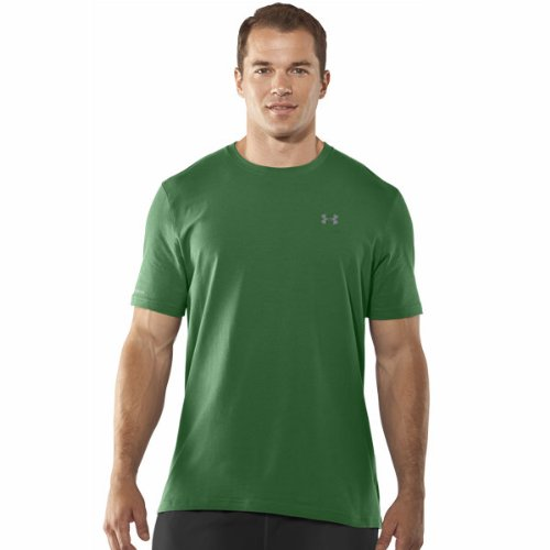 Under Armour Mens Charged Cotton Short Sleeved T Shirt