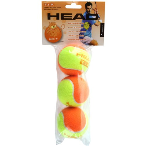 Head TIP Orange Tennis Balls