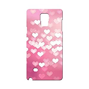 BLUEDIO Designer Printed Back case cover for Samsung Galaxy Note 4 - G2760