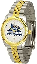 Brigham Young Cougars Suntime Mens Executive Watch - NCAA College Athletics