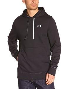 Under Armour EU UA Storm Transit Sweatshirt molleton à capuche homme Noir/Blanc L