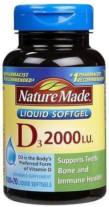 Vitamin D Units