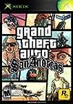 Grand Theft Auto San Andreas - Xbox